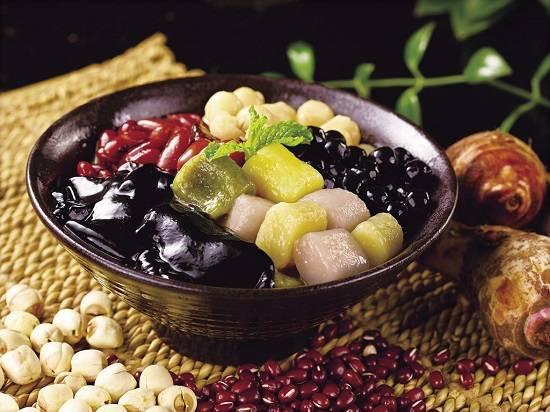 おいしい漢方食材―台湾の「仙草...